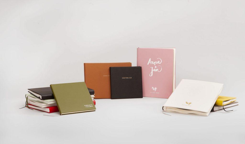 Gäste- und Foto-Gästebücher
